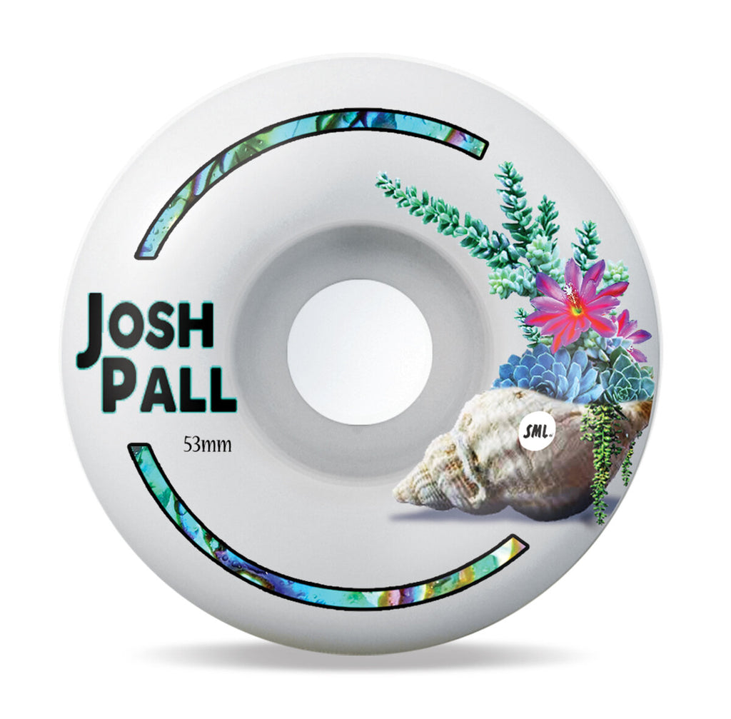 Sml Wheels Pall Tide Pool V-Cut 53mm