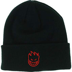 Spitfire Beanie Bighead Black/Red