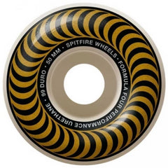 Spitfire Wheels F4 Classic Bronze 50mm 99D
