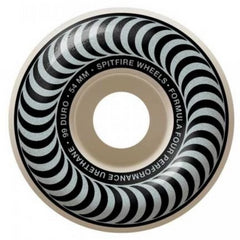 Spitfire Wheels F4 Classic Silver 54mm 99D
