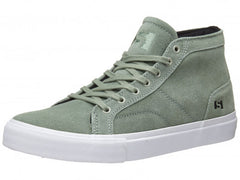 State Salem Mint/White Suede