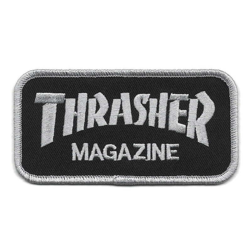 Thrasher Patch Mag Logo Black/Grey
