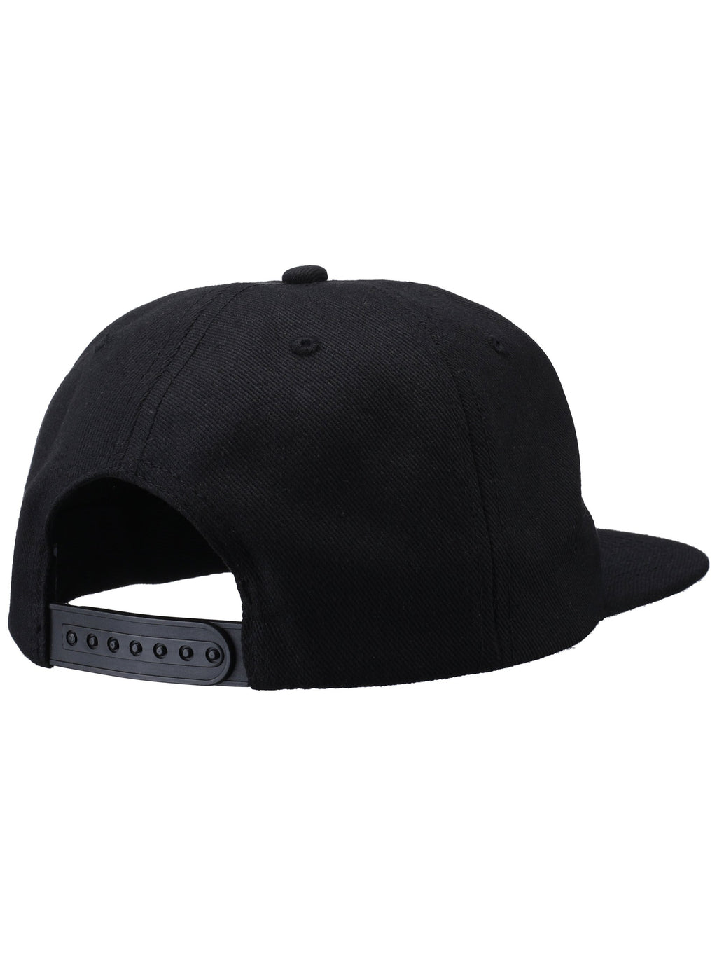 Thrasher Snapback Hat China Banks Logo Black