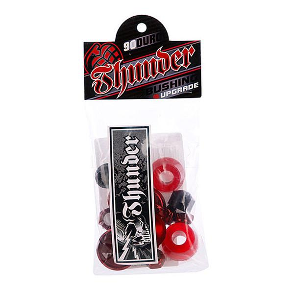 Thunder Bushings Medium 90du Red Rebuild Kit