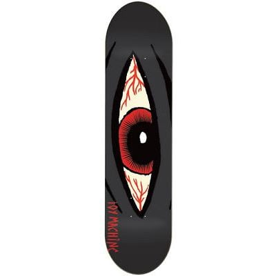 Toy Machine Deck Sect Eye Bloodshot 8.13""