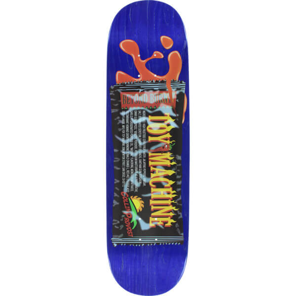 Toy Machine Deck Provost El Scorcho 8.5""