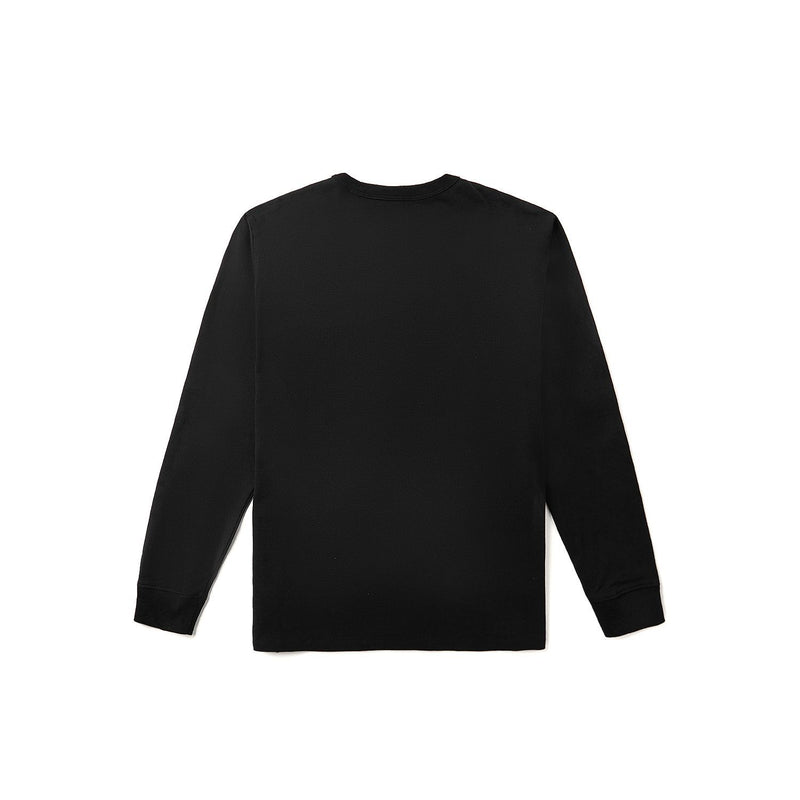 Vans Long Sleeve T-Shirt Kyle Walker Black