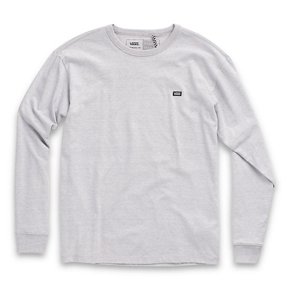 Vans Long Sleeve T-Shirt Off The Wall Classic Athletic Heather