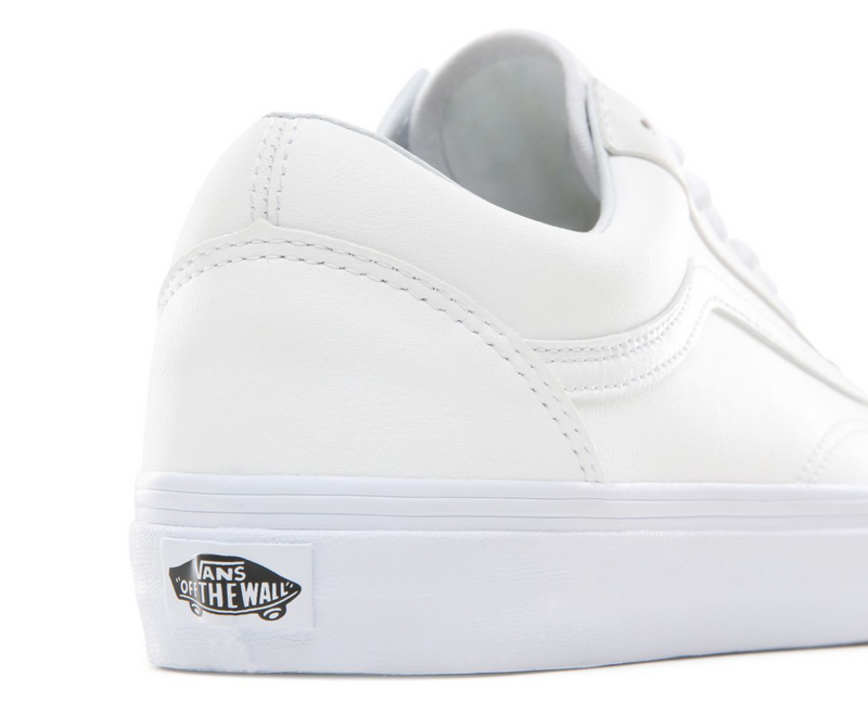 Vans Old Skool (Classic Tumble) True White