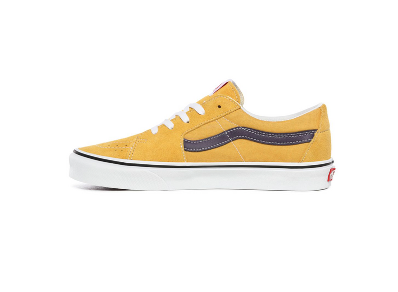 Vans Sk8 Low Honey Gold/Purple Velvet