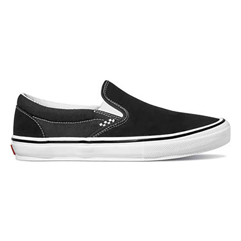 Vans Skate Slip-On Black/White