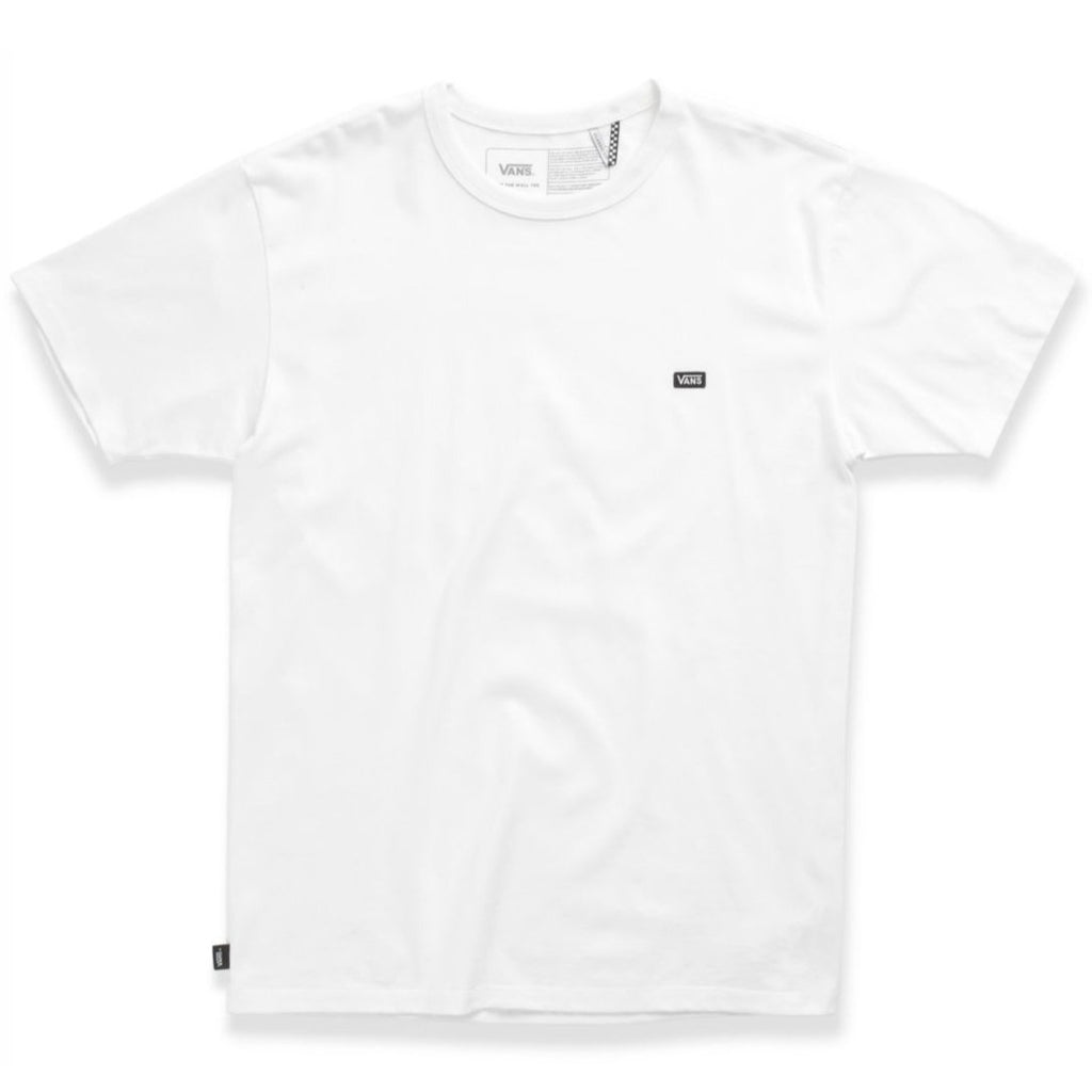 Vans T-Shirt Off The Wall Classic White