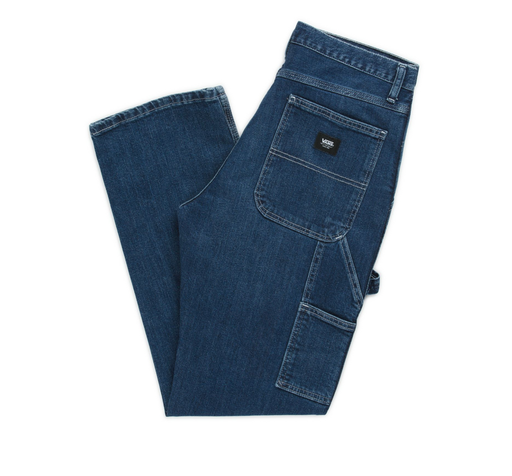 Vans Carpenter Pant V96 Relaxed Vintage Blue