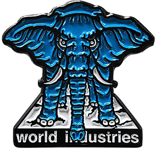 World Industries Pin Vallely Elephant