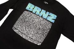 Bronze L/S T-Shirt BRNZ Black