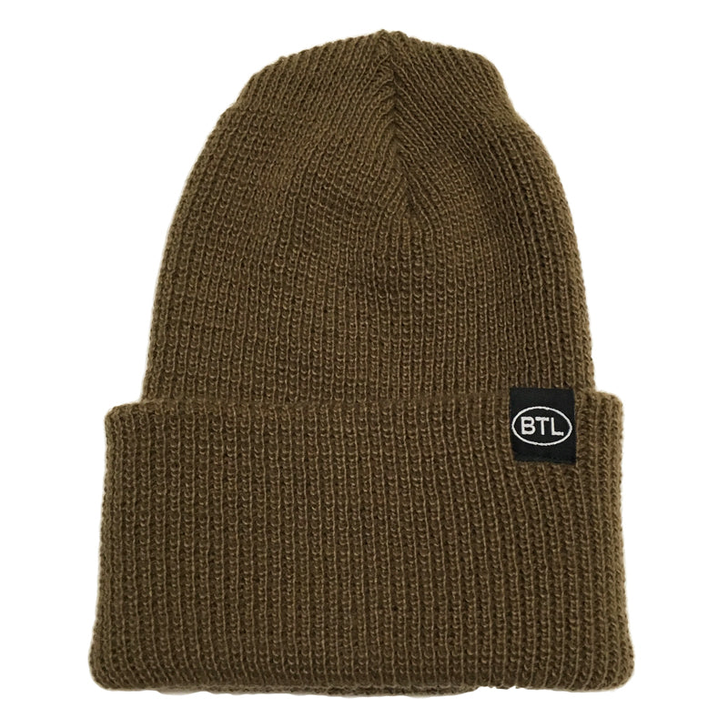 Blue Tile Lounge Beanie Country Code Green