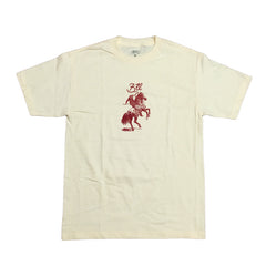 Blue Tile Lounge T-Shirt Cowboy Manual Natural