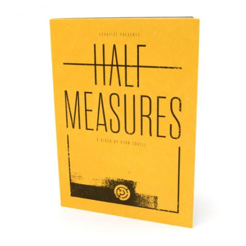 Escapist Half Measures DVD