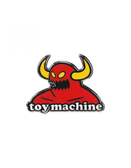 Toy Machine Monster Pin
