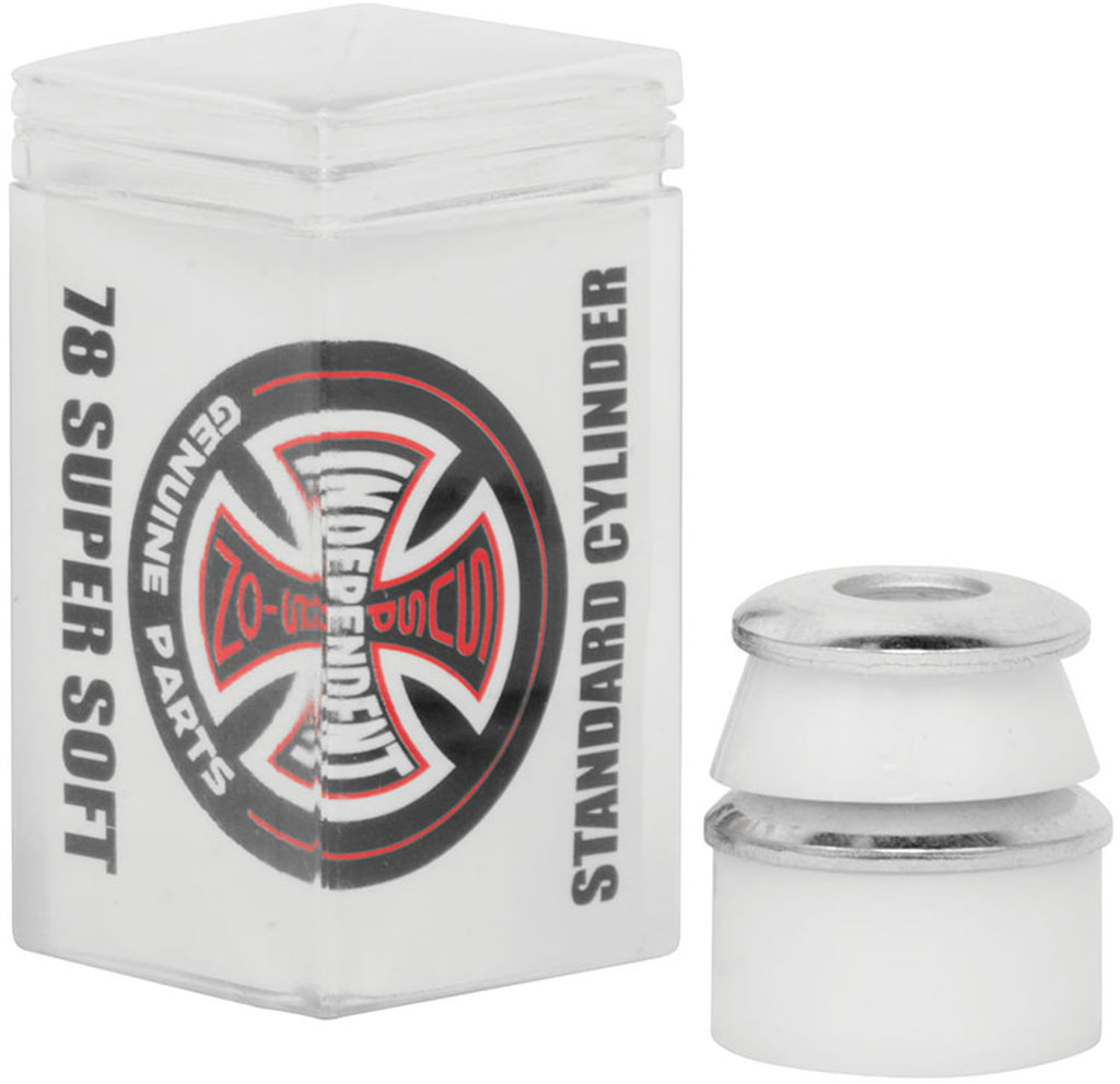 Independent Bushings Standard Cylinder Super Soft 78a