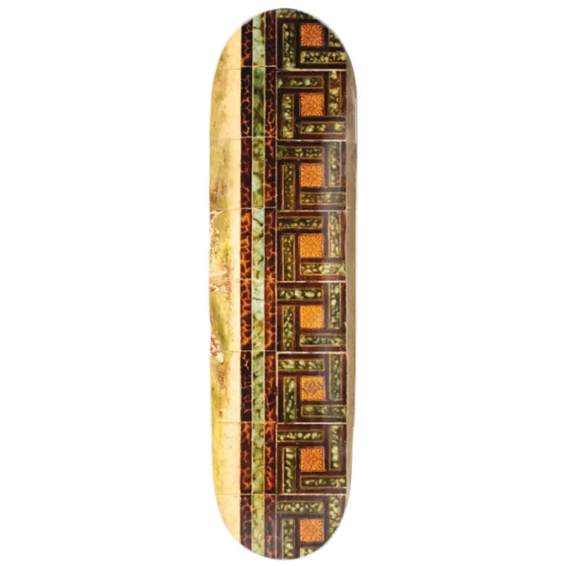 Pass~Port Deck Tile Life Tortoise 8.25""