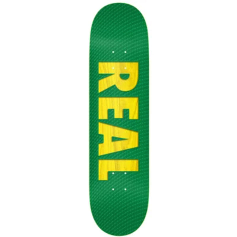 Real Deck Bold Series Green 8.38""