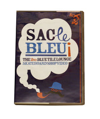 Blue Tile Lounge Sac Le Bleu DVD