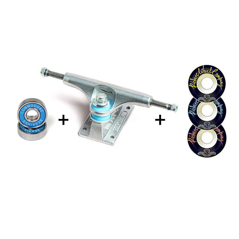 Picture Wheels - Snack Pack - Truck Wheel Combo 5.25