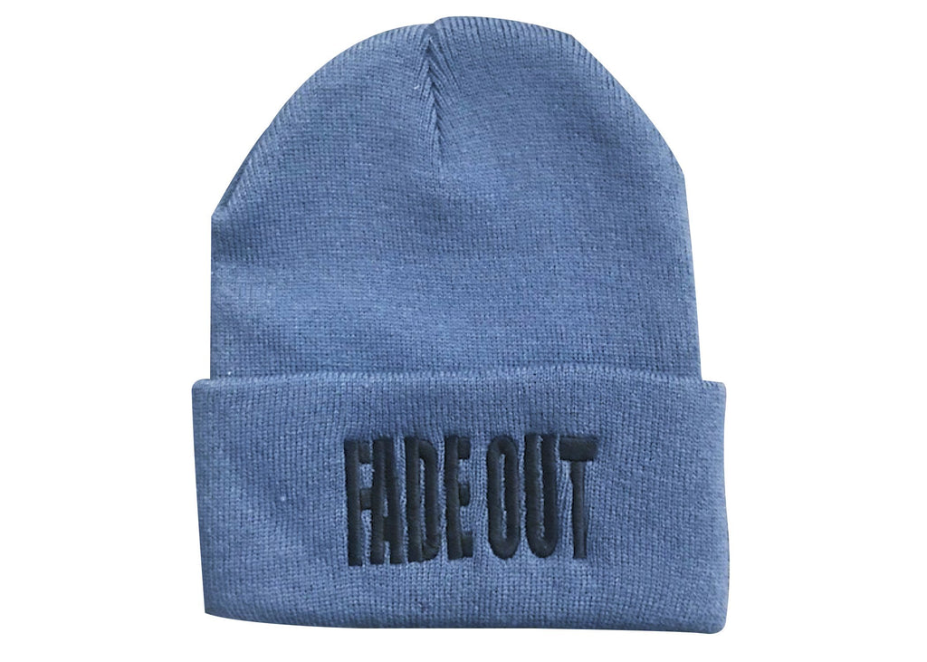 FUFOBB Beanie (Fade Out) Slate Blue