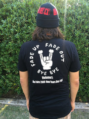 FUFOBB V.1 Dick Finger Back Black Billy T Shirt