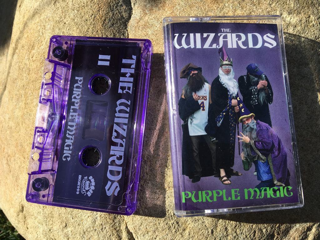 The Wizards, Purple Magic Cassette