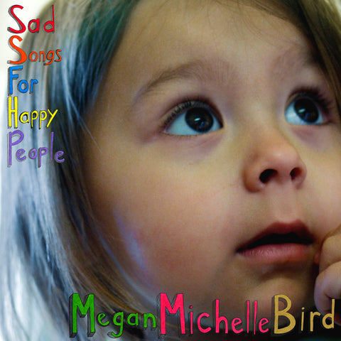 "Megan Michelle Bird 12"" Vinyl"