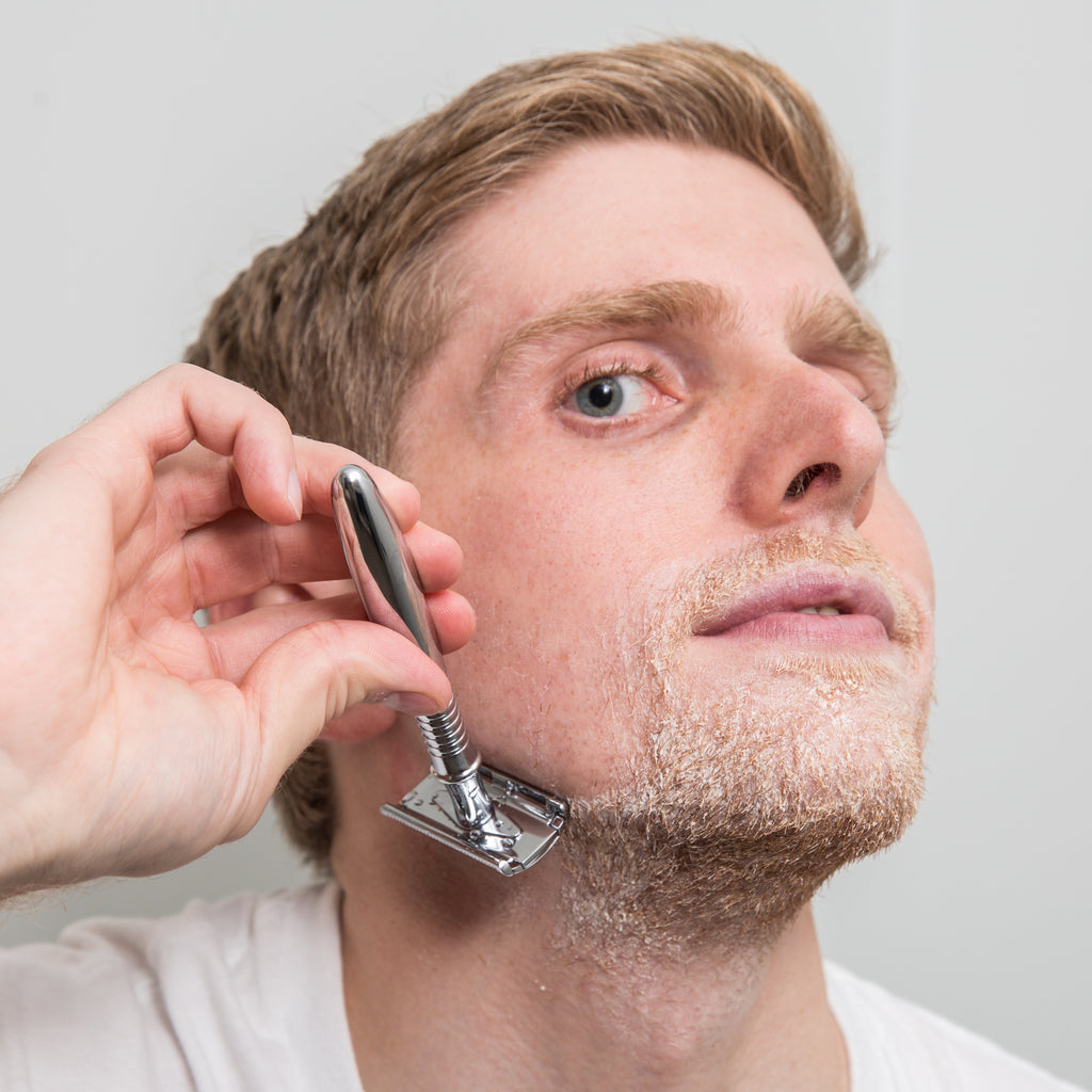 Old shaving Razor Packs are not only a craze - Just a Superior Shave