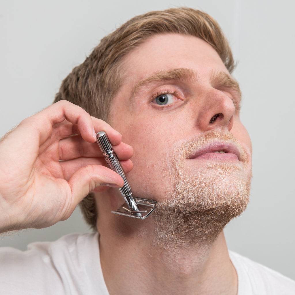 Is Single Blade Razor Shaving Superior?