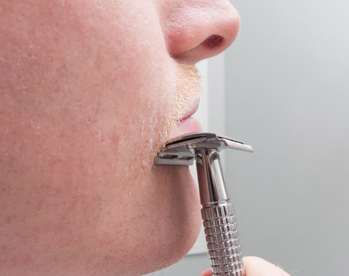 Easy Steps On How To Use the Double Edge Safety Razor