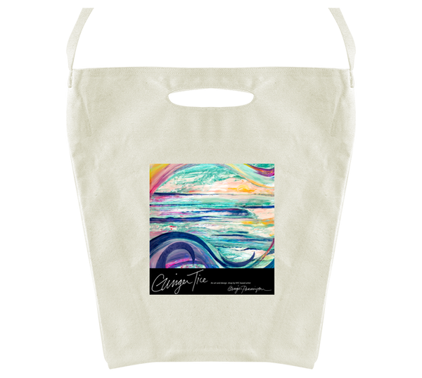 """Imaginary Sea"" Tote Bag"