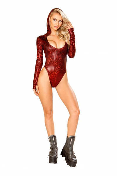 Little Red Riding Hood Bodysuit - FreetheSpirit