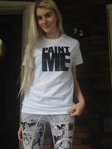 Men's PAINT ME T-Shirt - FreetheSpirit