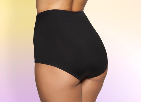 High Waisted Black Shorts - FreetheSpirit
