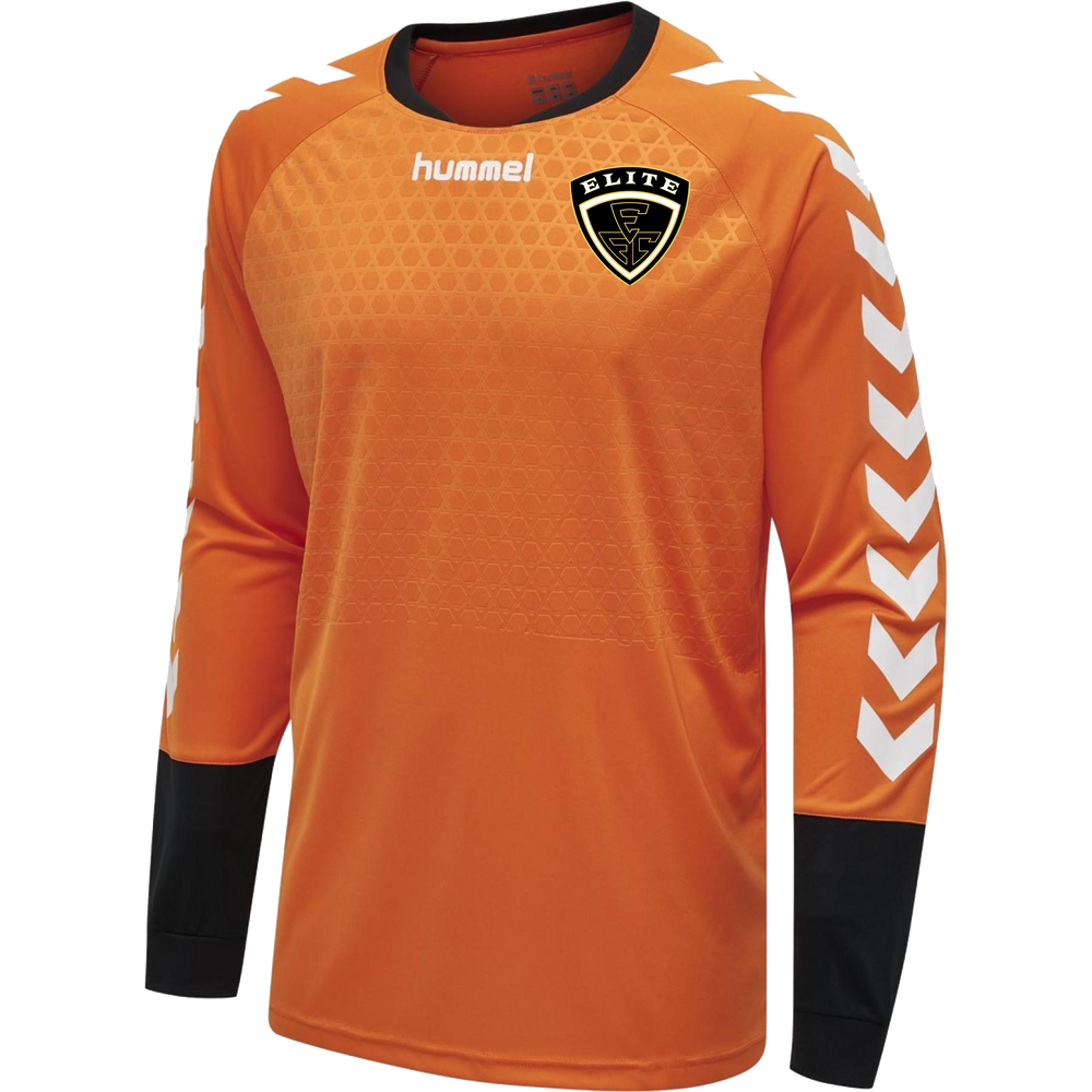 Hummel Goalkeeper Jersey (Orange)
