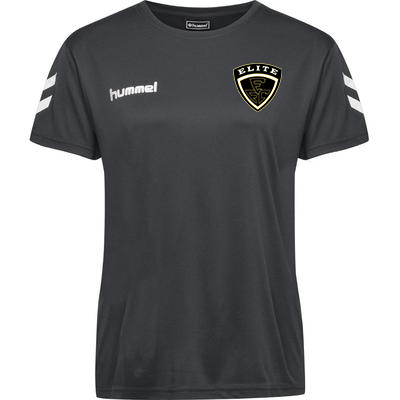 Hummel Training Tee Women's (Asphalt)