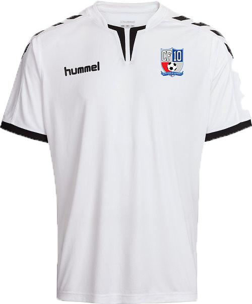 Hummel Core Poly Jersey White