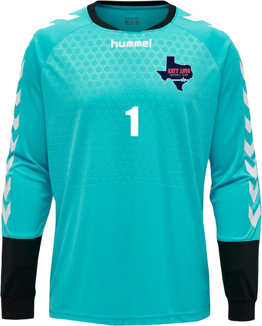 Hummel Goalkeeper Jersey Teal Katy 1895