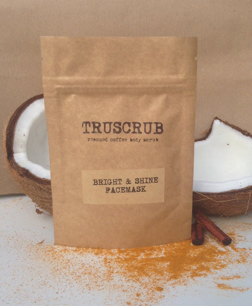 Grooming - Truscrub Bright And Shine Facemask 30g