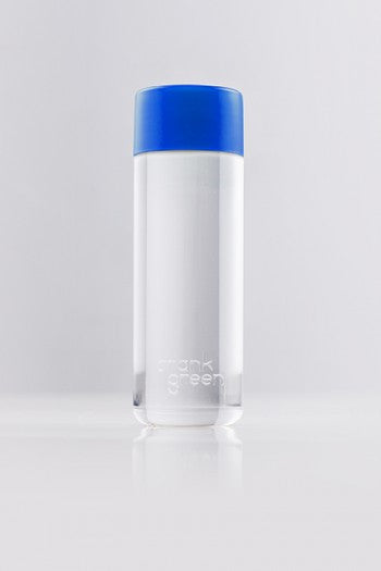 Lifestyle - Frank Green SmartBottle Blue Lid