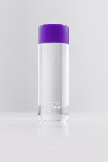 Lifestyle - Frank Green SmartBottle Purple Lid