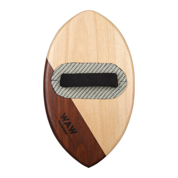 Lifestyle - WAW Signature Handplane Pintail Wedge