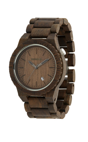 Men Accessories Woman Accessories Sunglasses, Unisex Sunglasses - WeWood Beta Chocolate Wood Watch