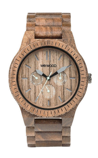 Men Accessories Woman Accessories Sunglasses, Unisex Sunglasses - WeWood Kappa Nut Wood Watch