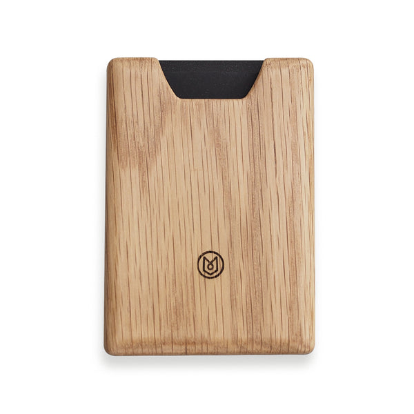 Mens Accessories - Madera Union Wallet Oak